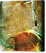 Matthew 1 Canvas Print