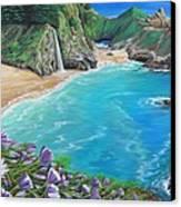 Mcway Falls Canvas Print