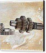 Mechanical Life Canvas Print by Stephen Baker