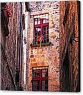 Medieval Architecture Canvas Print by Elena Elisseeva