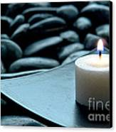 Meditation  Canvas Print by Olivier Le Queinec