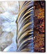 Zen Weir Canvas Print