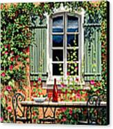 Mediterranean Memories - Oil Canvas Print