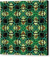 Medusa Abstract 20130131p38 Canvas Print