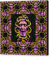 Medusa's Window 20130131m138 Canvas Print by Wingsdomain Art and Photography