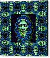 Medusa's Window 20130131p90 Canvas Print by Wingsdomain Art and Photography