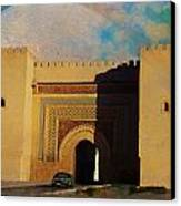 Meknes Canvas Print by Catf