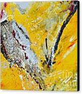 Melody Of Passion Canvas Print by Ismeta Gruenwald