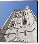 Memorial Union Clock Tower Canvas Print by Kay Pickens