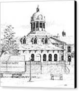 Memories Of Kingston Canvas Print