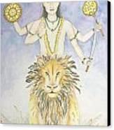 Budha Mercury Canvas Print