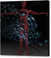 Metamorphosis Canvas Print by Jack Zulli