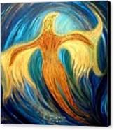 Metamorphosis Vii Canvas Print
