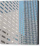 Miami Architecture Detail 2 Canvas Print