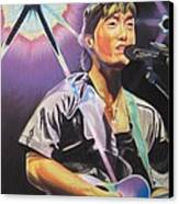 Micheal Kang Canvas Print