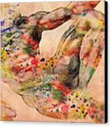 Michelangelo  Canvas Print by Mark Ashkenazi
