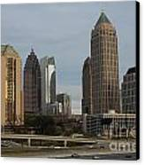 Midtown Atlanta Canvas Print