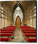 Mildred Cooper Chapel-1 Canvas Print by Maxwell Amaro
