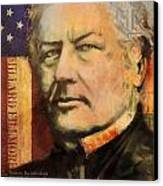 Millard Fillmore Canvas Print
