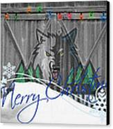 Minnesota Timberwolves Canvas Print