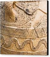Minoan Jar Canvas Print