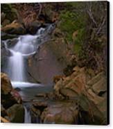 Mix Canyon Creek Canvas Print