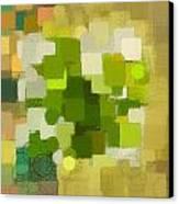 Modern Abstract Xxxv Canvas Print