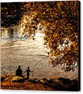 Moments To Remember Canvas Print