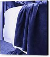 Monster Under My Bed Canvas Print