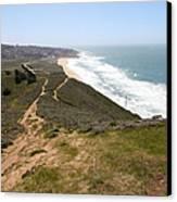 Montara State Beach Pacific Coast Highway California 5d22633 Canvas Print