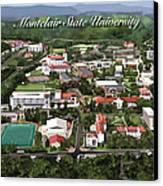 Montclair State University Canvas Print