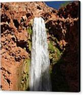 Mooney Falls Grand Canyon Canvas Print