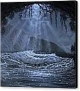 Moonlight Fantasy - Study Canvas Print