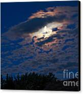 Moonscape Canvas Print by Robert Bales