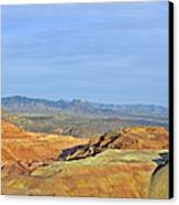 Morenci - A Beauty Of A Copper Mine Canvas Print