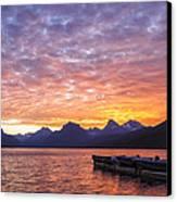 Morning Light Canvas Print by Jon Glaser