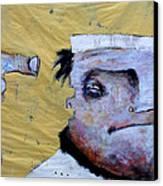 Mortalis No. 15 Canvas Print
