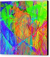 Mother Of Exiles 20130618m120 Long Canvas Print by Wingsdomain Art and Photography