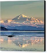 Mount Baker North Cascades National Park Canvas Print