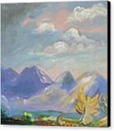 Mountain Dream Canvas Print