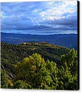 Mountain  Landscape Canvas Print by Stefano Piccini