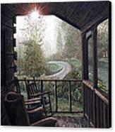 Mountain Memories Canvas Print