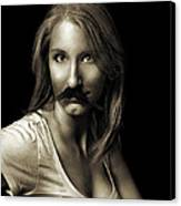 Movember Sixth Canvas Print