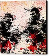 Muhammad Ali 2 Canvas Print