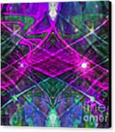 Multiplicity Universe 2 Canvas Print by Chris Anderson
