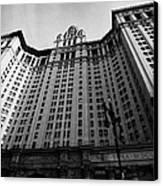 Municipal Building Centre Street New York City Canvas Print by Joe Fox