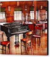 Music - Piano - The Grand Piano Canvas Print