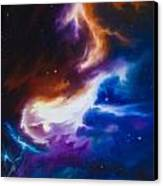 Mutara Nebula Canvas Print by James Christopher Hill