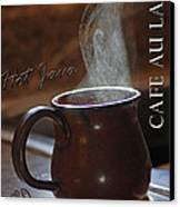 My Favorite Cup Canvas Print by Robert Meanor