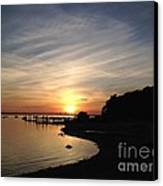 My Sunset Getaway Canvas Print